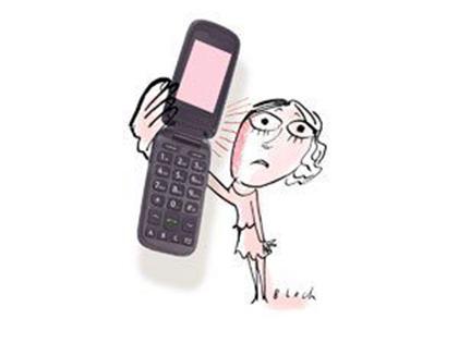 Аллергия на сотовый телефон